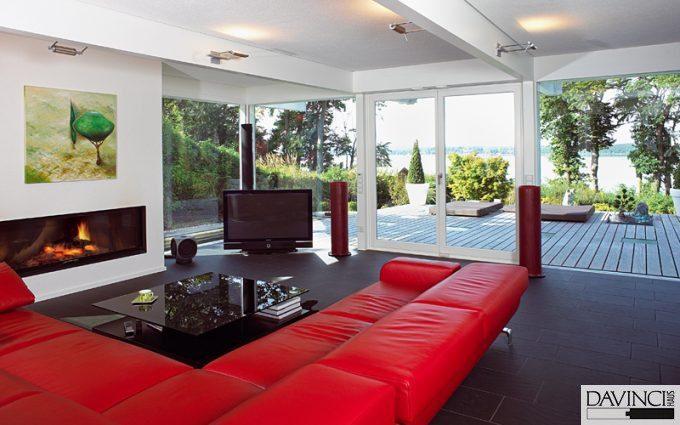 wellnesshaus in inning davinci haus. Black Bedroom Furniture Sets. Home Design Ideas