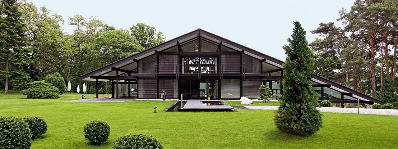 Fachwerkhausvilla am Wandlitzer See - DAVINCI HAUS