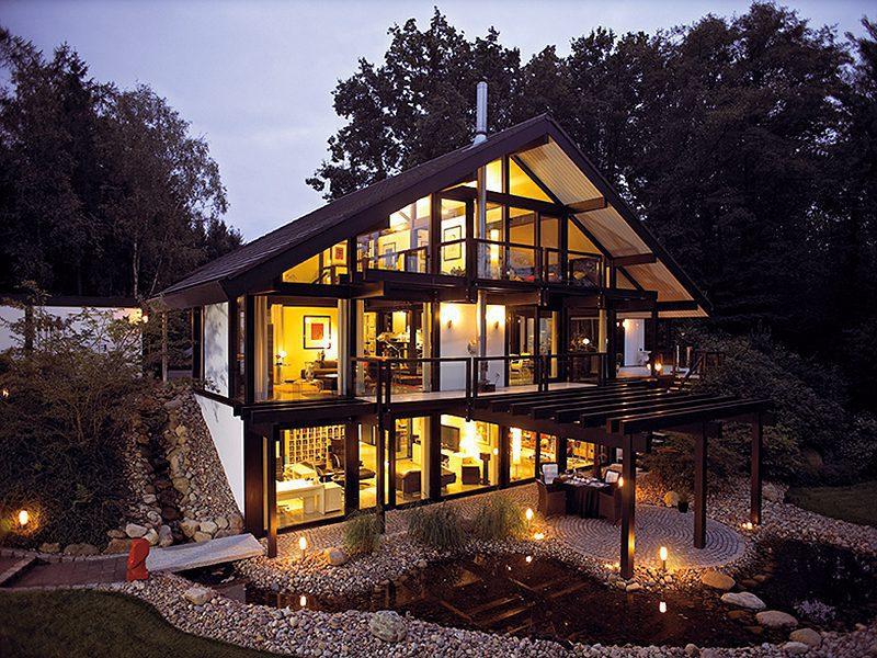 traumhaus bei hamburg davinci haus. Black Bedroom Furniture Sets. Home Design Ideas