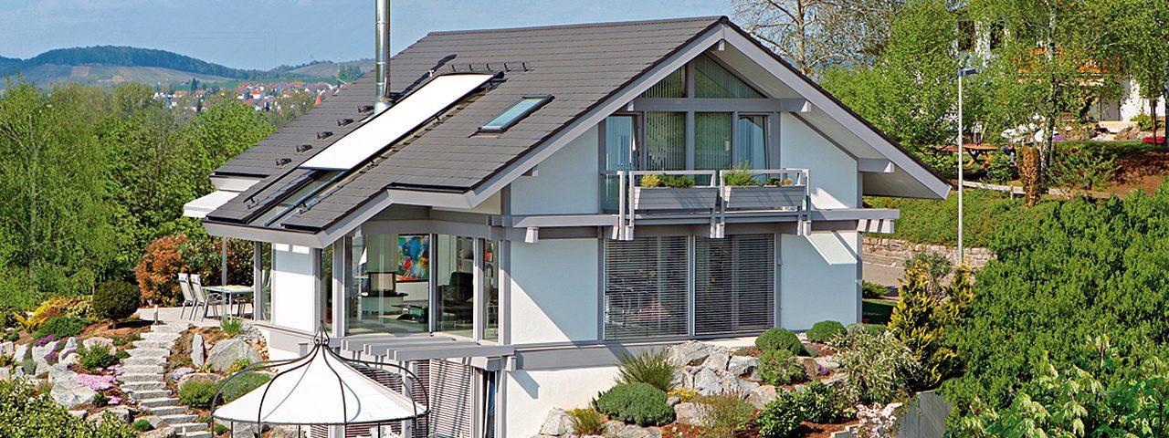 einfamilienhaus in steinheim davinci haus. Black Bedroom Furniture Sets. Home Design Ideas