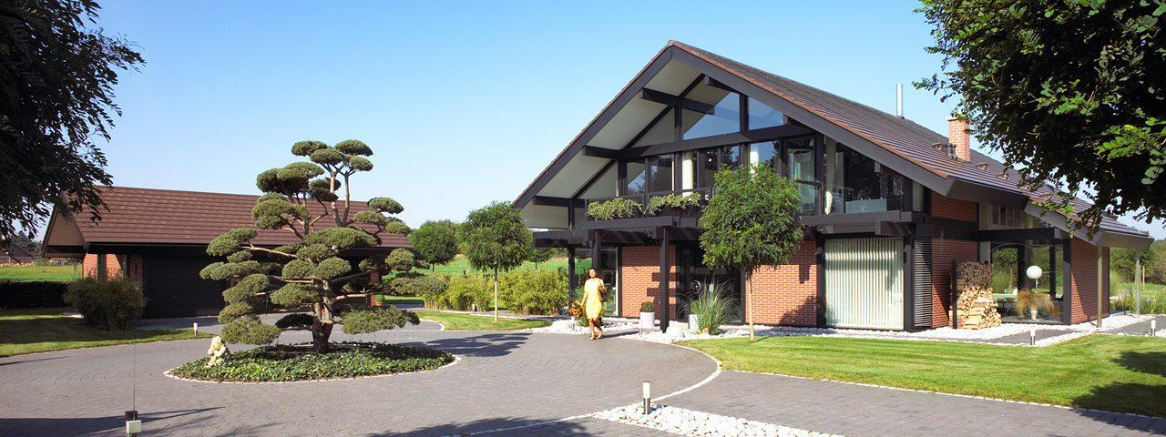 Modernes holzhaus in hannover davinci haus for Holzhaus modern bauen