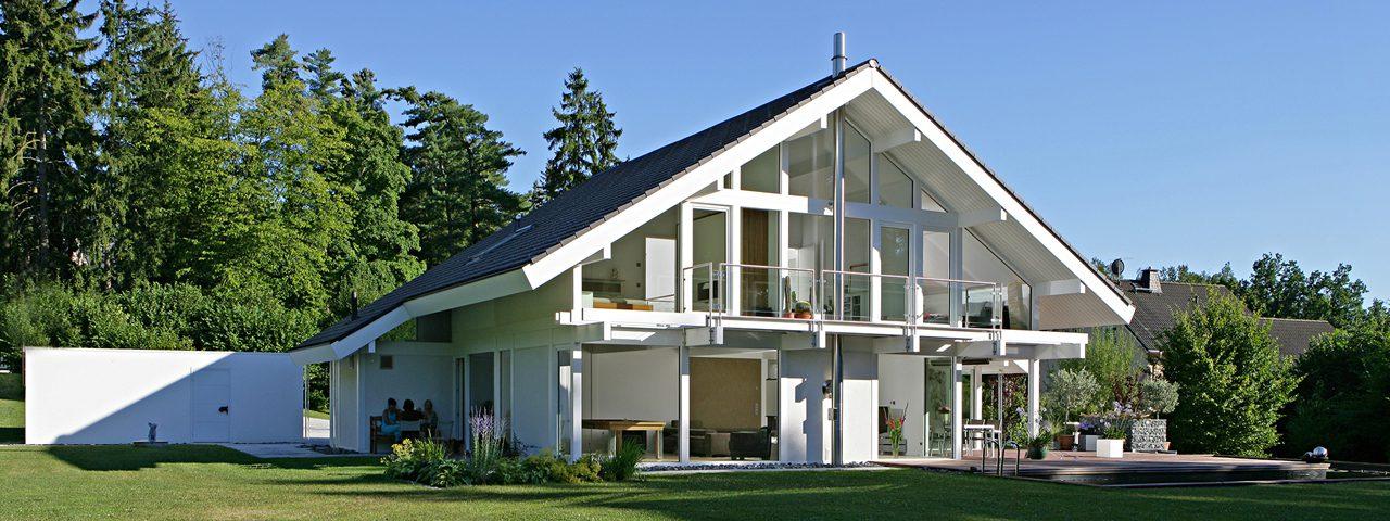 einfamilienhaus im vogtland davinci haus. Black Bedroom Furniture Sets. Home Design Ideas