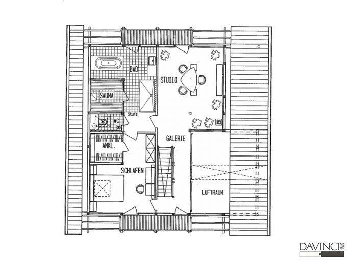 panoramalage im siebengebirge davinci haus. Black Bedroom Furniture Sets. Home Design Ideas