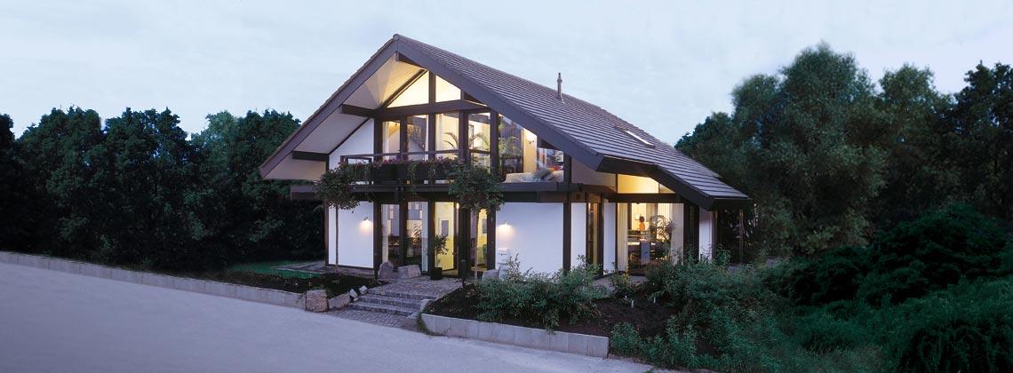 Musterhäuser Davinci Haus