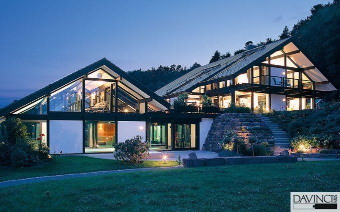 fachwerkhaus im schwarzwald davinci haus. Black Bedroom Furniture Sets. Home Design Ideas